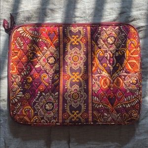 19 inch Vera Bradley laptop case